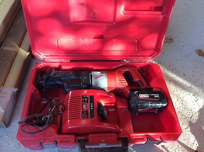 Milwaukee HD28SX Sawzall Reciprocating Saw Bare unit 28v