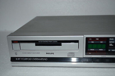 Vintage CD Player Philips CD 160