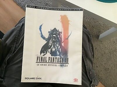 Livre Solution Final Fantasy