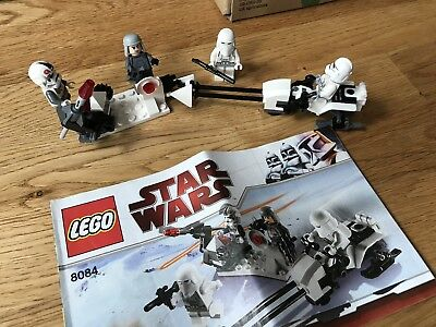 Lego Star Wars 8084 Snow Trooper Battle Pack