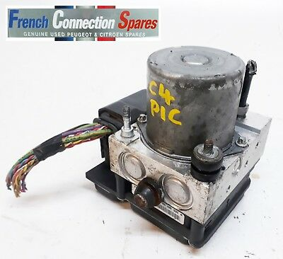 2006 - 2013 Citroen C4 Picasso Grand Picasso Bosch Abs Pump 0 265 235 010