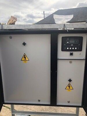 Temporary power distribution board equipment - Blakely - AMF500/DSC/CF