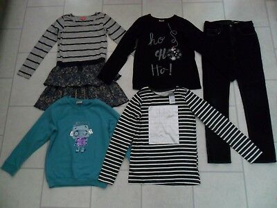 Girls Tops, Jeans, Dress Bundle Age 12/13 Years Inc Next & Christmas