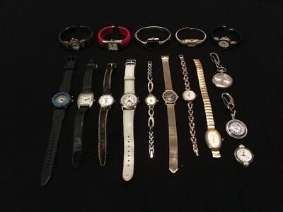 Lot of 16 Ladies Watches.