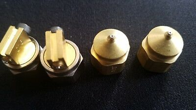 Lot of 4 New Nordson Compatible Glue gun tips lot of 4