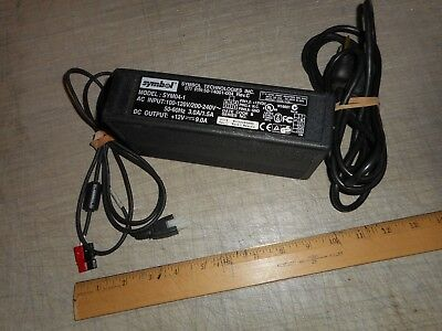 Symbol Sym04-1  / Pin 50-14001-004 Power Supply, Looks Great  - 12V, 9 Amps