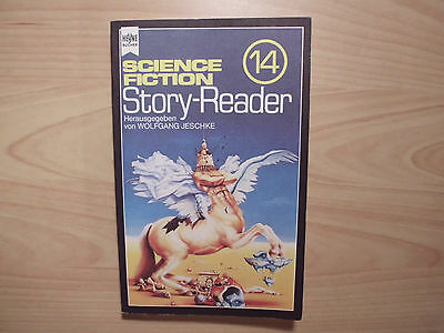 Buch Science Fiction - Wolfgang Jeschke - Story-Reader 14