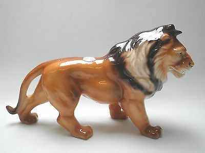 Elite Pottery Lion - Made in Staffordshire England