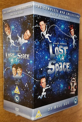 Lost In Space Collection Complète 23 DVD Coffret - Neuf Scellé