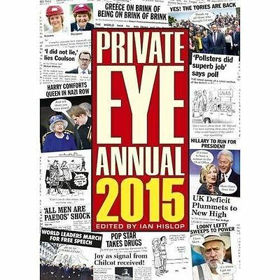 Private Eye Annual 2015 by Ian Hislop (Hardback, 2015)