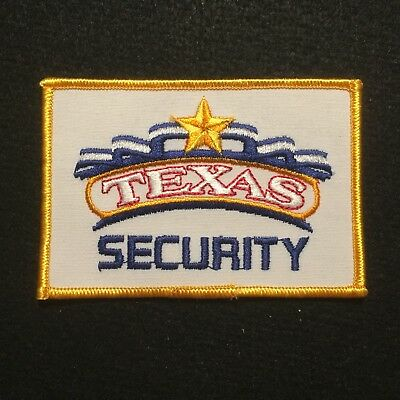 Nevada - Texas Station Hotel & Casino Security Patch NV Las Vegas