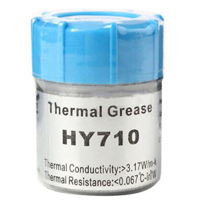 20g Silver Thermal Grease Paste Compound Chipset Cooling For CPU GPU HY710 C2V4)