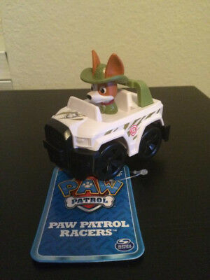 Paw Patrol Tracker Racer Jeep Jungle Rescue Vehicle Vhtf