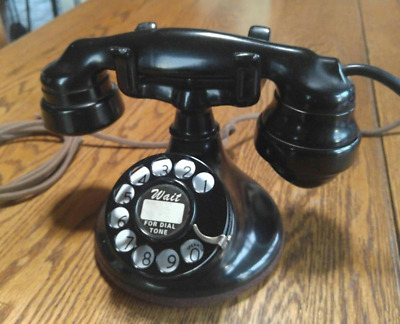 1930 B1 WESTERN ELECTRIC  Telephone with Rural #2HA Dial