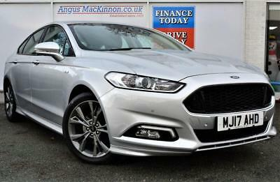 2017 17 Ford Mondeo 2.0 St-Line X Tdci Stunning High Spec Auto 5D Family Hatchba