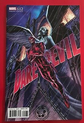 Daredevil #612  1:100 J Scott Campbell Variant Cover First Print JSC 1 In 100
