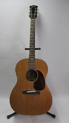 1967 Gibson LG-0 Mahogany Vintage Acoustic Guitar serial # 860607 with softcase