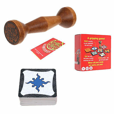 HOT! Jungle Speed Board Game Party Family Fun Gripping Cards