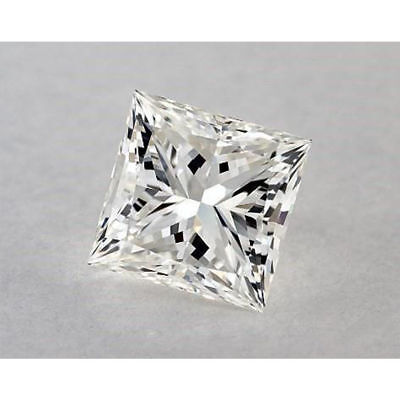 Princess Cut Off White Yellow 5.00 MM to 10.00 MM Loose Moissanite For Jewelry