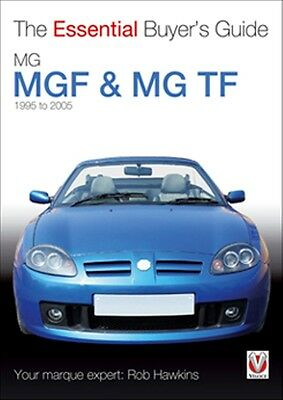 MGF & MG TF The essential buyers guide 1995-2005 paper books