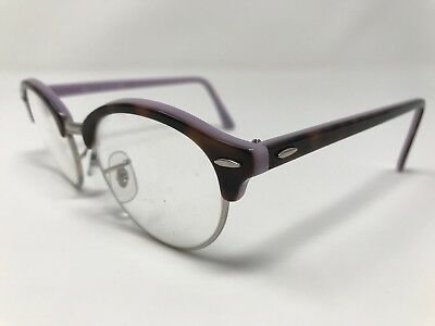 8e5ce17919e Ray Ban Eyeglass Frames RB4246-V 5240 Tortoise Purple 47-19-140mm GU59