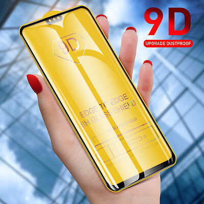 9D Tempered Glass Screen Protector for Samsung Galaxy A3 A5 J3 J5 J7 Accessory