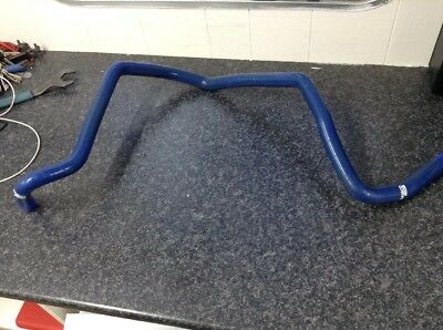 Escort Rs Turbo S1 Samco Breather Pipe In Blue