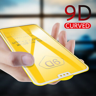 For Samsung Galaxy A3 A7 2017 J6 J8 2018 Tempered Glass Screen Protector Film 9H