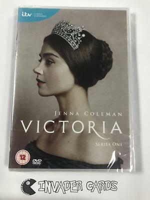 Victoria Jenna Coleman Series One Season 1 ITV DVD 3 Disc Set Brand New Boxed