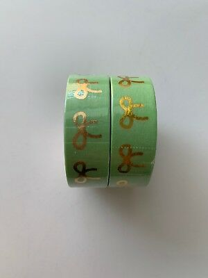 Simply Gilded TSE Collab Bows Washi Tape Set