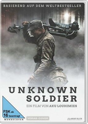 Aku Louhimies - Unknown Soldier, 1 DVD