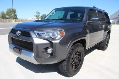 2016 Toyota 4Runner SR5 2016 Toyota 4Runner SR5 4WD Ready to Go! Off Road Ready!! Low Miles!! Wont last!