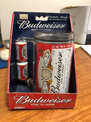 One Budweiser Beer  Miscellaneous Things Lot