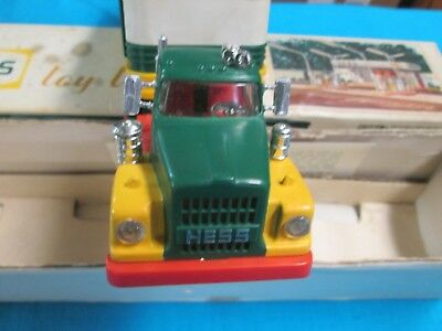 1975 Hess Truck with Box