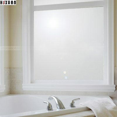 White Frost Privacy Frosted Window Film Matte Opal Etch Tinting