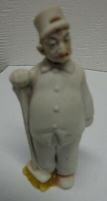 Max Comic Nodder Sol Hess The Nebbs Bisque Figurine Germany - FREE SHIPPING!!!