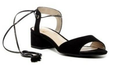 ce8edcbb48f5 Circus by Sam Edelman Women s Isabel Black Sandals size 8.5 Excellent  Conditions