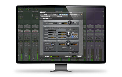 AVID X-Form - 3 Activations per license!! (Pro Tools 7 8 9 10 11 12 2018)