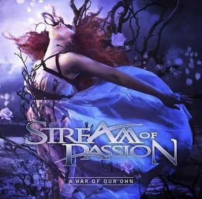 A War of Our Own [Digipak] STREAM OF PASSION CD