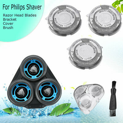 3 Shaver Razor Head Blades+Cover+Bracket Holder for Philips SH50 Series 5000 HQ8