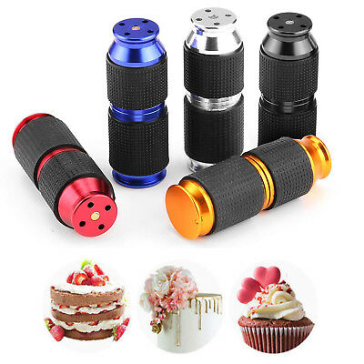 Whipped Cream Bulb Cracker Dispenser Charger Rubber Grip Home Tools 5-Colors