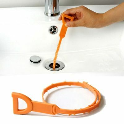 Drain Sink Cleaner Bathroom Unclog Tub Drain Clog Hair Removal Stabs Useful Tool
