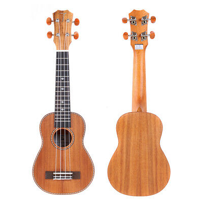 Professional Ukulele Soprano Ukelele 21 inch Size Hawaii Guitar for Kids Gift