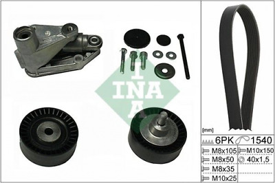 INA 529 0198 10 Nebenaggregatetrieb-Kit