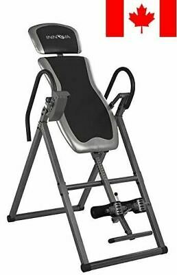 Innova ITX9600 Heavy Duty Inversion Table with Adjustable Headrest & Protecti...
