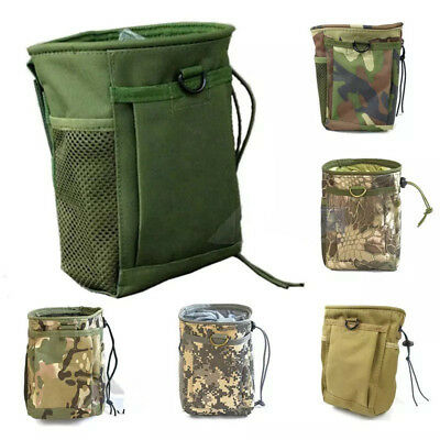 Metal Detecting Waist Bag Outdoor Tactical Camo Finds Pouch Bags Accessories