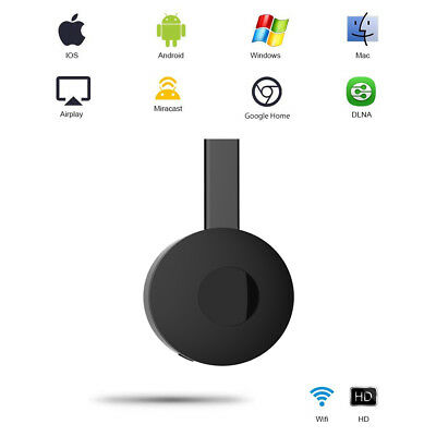 Für Google Chromecast Miracast Dongle Streamer WiFi 1080P HDMI WLAN Android/IOS