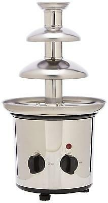 Martellato CHOCOFONT Stainless Steel Chocolate Fountain, 210 x 390 mm,