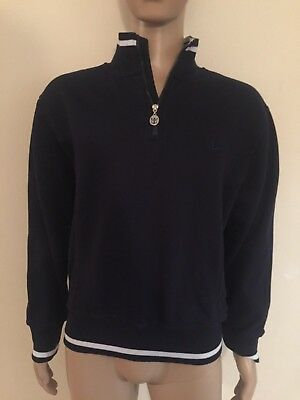 Royal Caribbean International Cruise Line Pullover Sweater Jacket Size Adult S/M