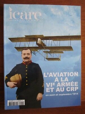 ICARE N°229. L'aviation à la VIè Armée et au CRP